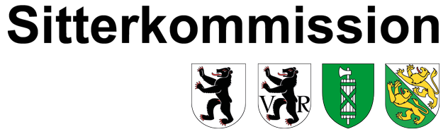Logo Sitterkomission